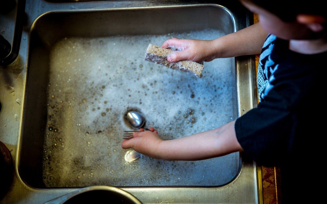 3 Tricks For Getting Your Kids To Help Clean Up
